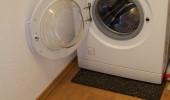 Ferienwohnung Loreley 37 St Peter Ording Bad Waschmaschine