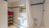 Ferienwohnung Loreley 53 St. Peter Bad Badezimmer Dusche