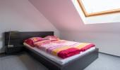 Ferienwohnung Loreley 53 St. Peter Bad Doppelbettschlafzimmer