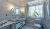 Ferienwohnung Achtern Diek Badezimmer