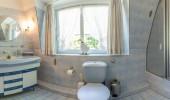 Ferienwohnung Achtern Diek St Peter Ording Dorf Badezimmer WC