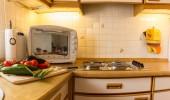 Ferienwohnung Fiete EG Küche