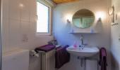 Ferienwohnung Fiete OG Badezimmer