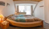 Ferienwohnung Fiete OG Schlafzimmer