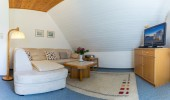 Ferienwohnung Fiete OG St Peter Ording Dorf Wohnzimmer