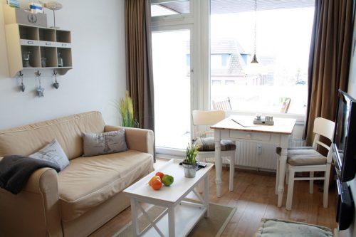 Ferienwohnung Loreley App. 18 Wohnzimmer
