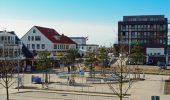 Ferienwohnung Luv und Lee St Peter Ording Bad Balkonblick