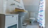 Ferienwohnung Joli St Peter Ording Dorf Duschbad WC