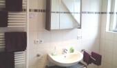 Ferienwohnung Sünnschien Badezimmer