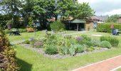 Ferienwohnung Wiebke und Dora St. Peter-Dorf großer Garten