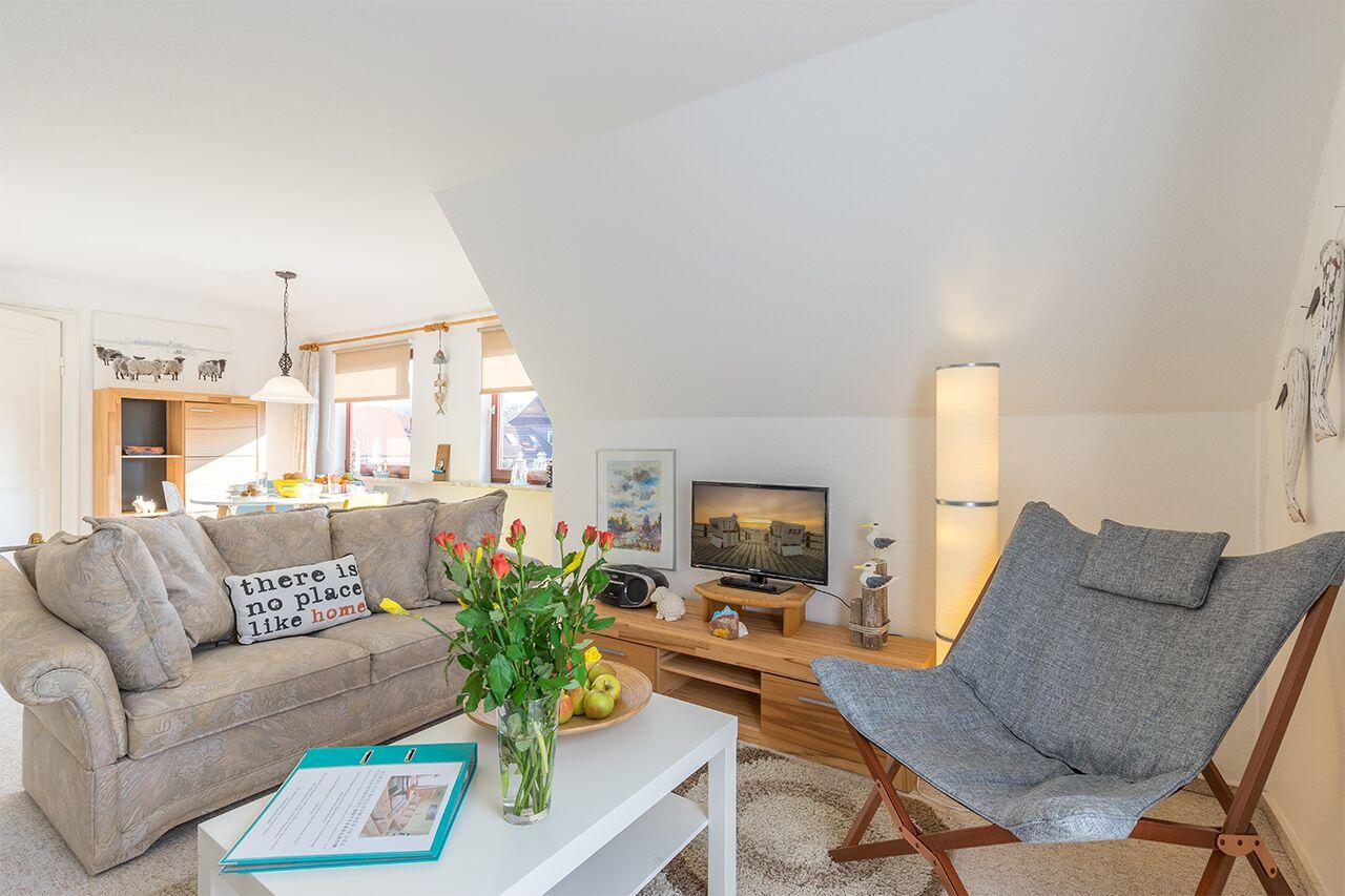 ferienwohnung botterbloom urlaub in st peter ording mit hund. Black Bedroom Furniture Sets. Home Design Ideas