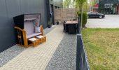 Ferienwohnung Deck 36 Terrasse